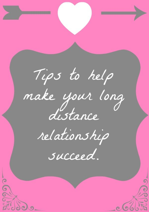 The best tips to help you succeed in your long distance relationship.