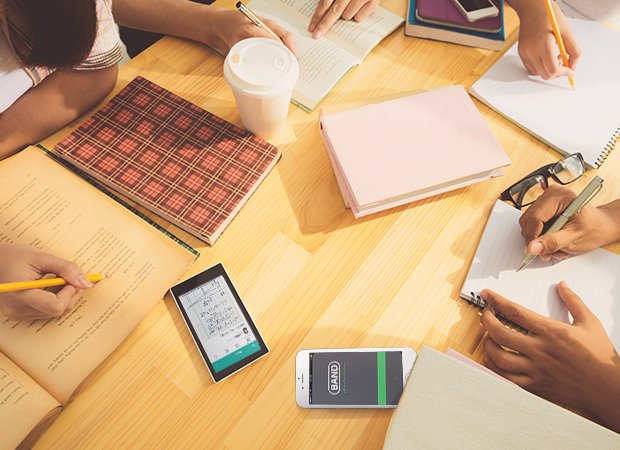 Get organized with the best new app - Band!