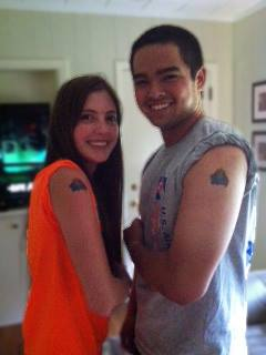 For fun date ideas (like getting (temporarily!) inked!) check out www.mostlymorgan.com