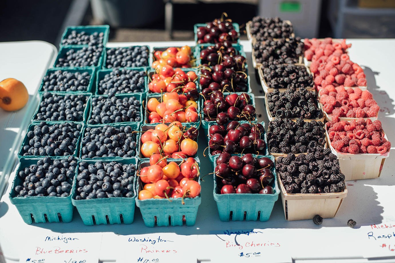 Summer Traditions: The Freight House Farmers Market