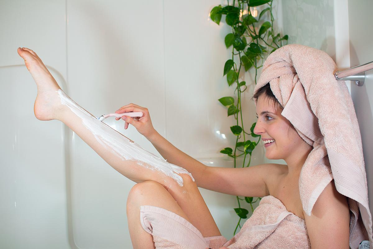 The Lazy Girl's Getting Ready Routine